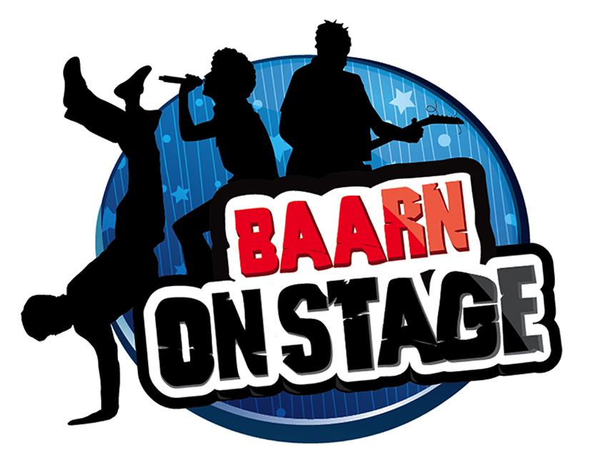 Baarn on stage
